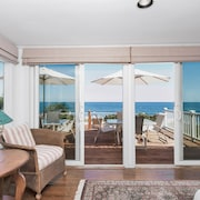 Located directly on the Ocean/Marginal Way. Panoramic ocean views. Best Location