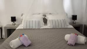 Premium bedding, memory foam beds, in-room safe, individually furnished