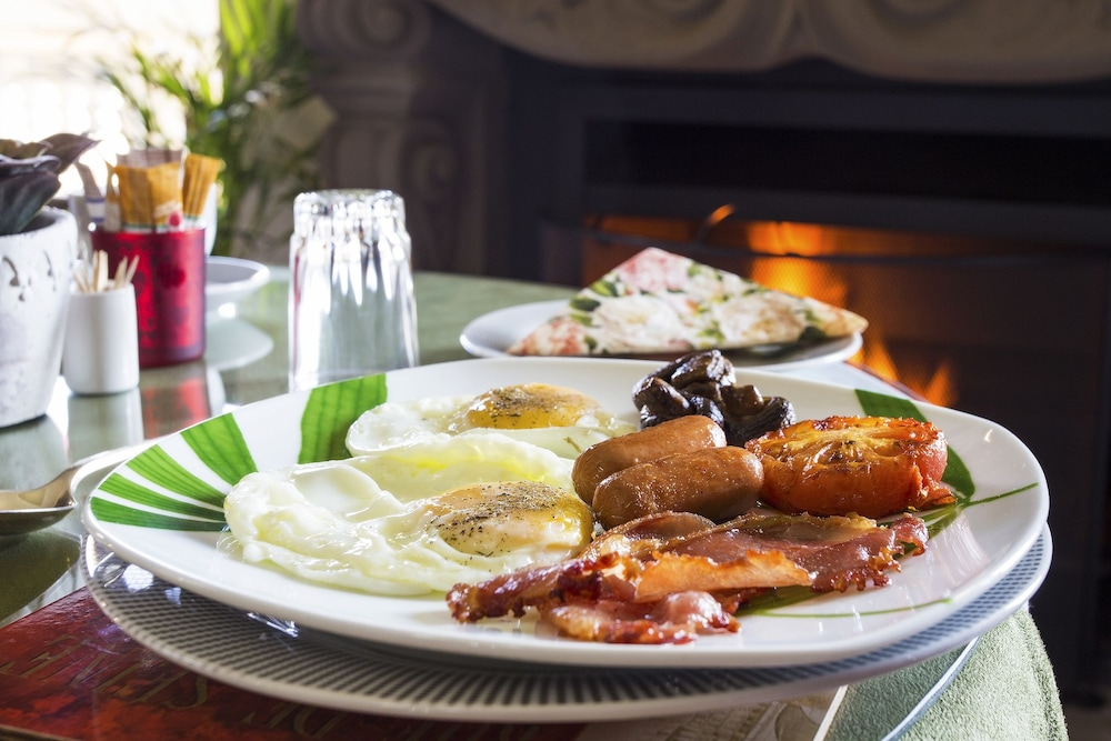 Breakfast Meal, The Royal Palm Bed & Breakfast
