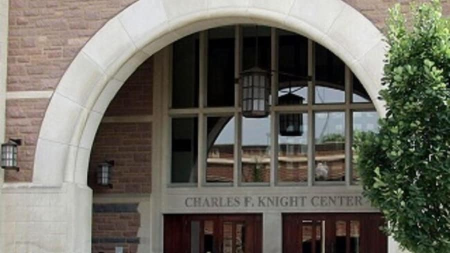 The Charles F. Knight Center
