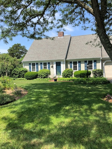 Sweet Cape Cod Home Nestled in the Quaint Village of Cotuit