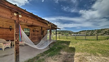 Secluded Pagosa Springs Home w/ Mountain Views!
