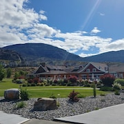 Lake Osoyoos, Canada's Warmest Vacation, Long Term Snowbirds Rental Welcomed