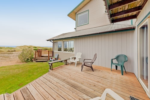 Oceanfront Motel Suite With Beach Access & Kitchen - Dogs Welcome!