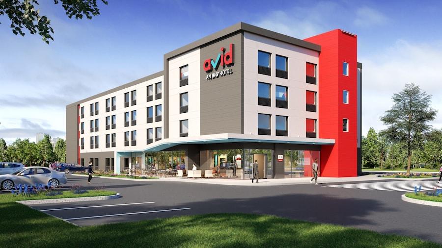 Avid Hotel Yukon, an IHG Hotel