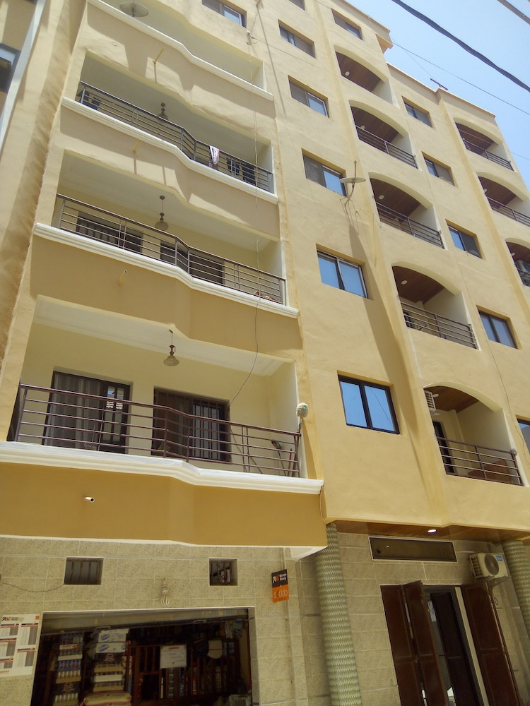 Front of Property, Dakar Appart'hotel