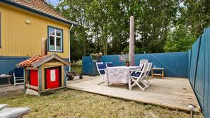 Terrasse/gårdhave
