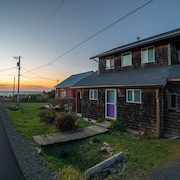 Beautiful Secluded Views Await Guests at This 2 Bedroom in Cape Meares!