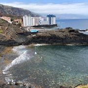 Apartment With one Bedroom in Tacoronte, With Wonderful sea View, Pool Access, Balcony