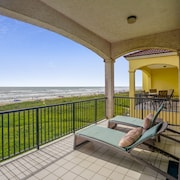 5516 South Padre Island - 3 Br Townhouse