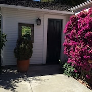 San Jose Rosegarden Cottage - Business Ready
