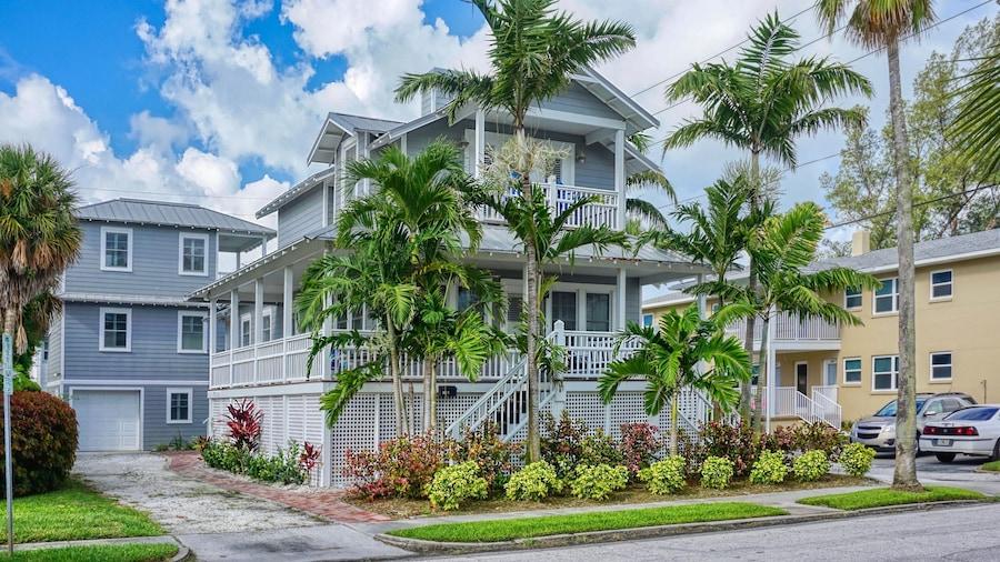 Key West Style Beachtown Estate (108-18)