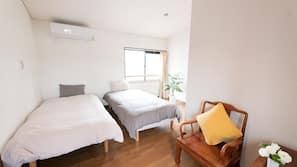 2 chambres, chambres insonorisées, Wi-Fi gratuit
