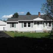 Fully Furnished Home Located in Central Yarmouth on 2+ Acres