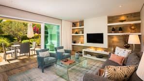124-cm LED TV with digital channels, TV, Netflix