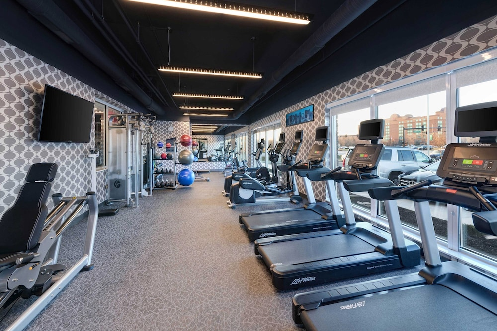Fitness Facility, Aloft Cincinnati West Chester