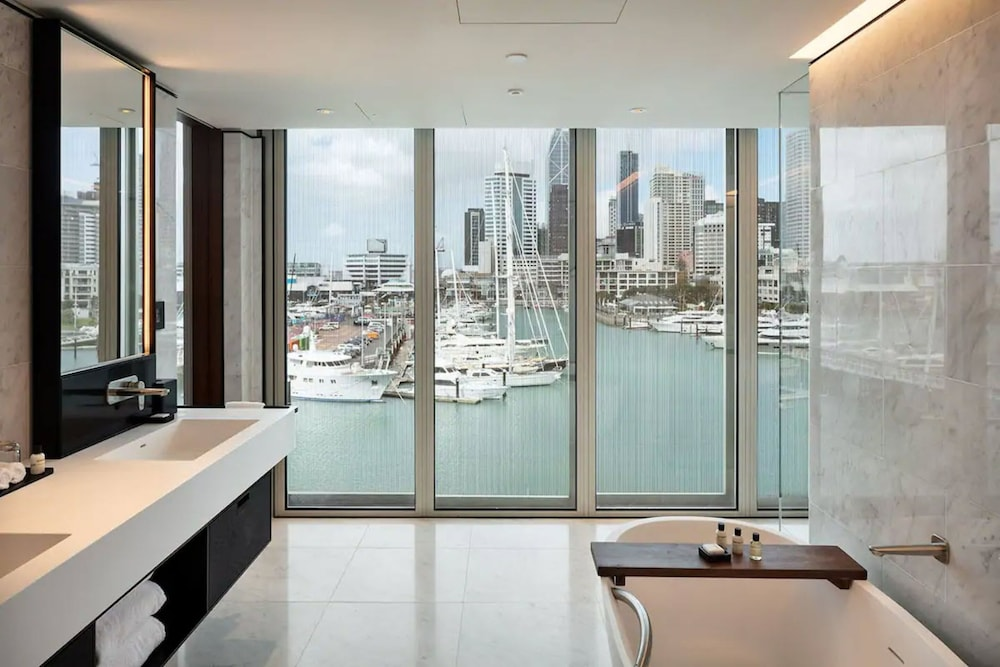 Bathroom, Park Hyatt Auckland