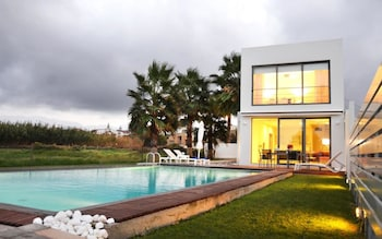 Blue Sea Luxury Villa Maleme