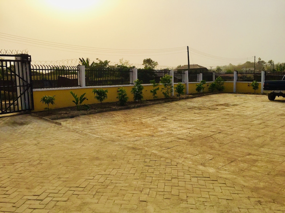 Property Grounds, Princecourt Hotel Osogbo