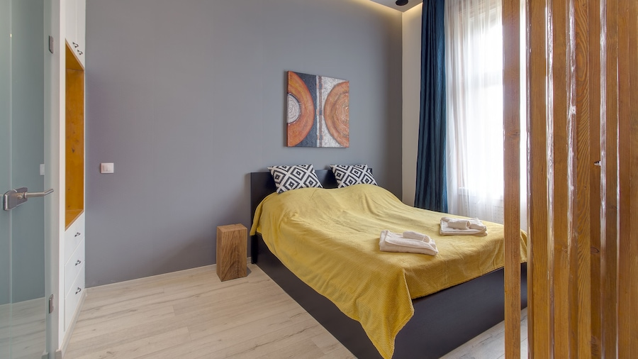 Luxury Apartment by Hi5 - Andrássy Suite