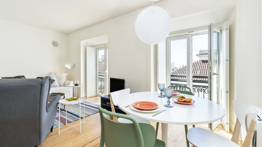 Fancy 1BR Flat at the heart of Lisbon | Gonzalo's Guest