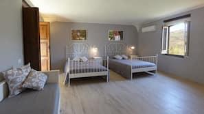 Pillow top beds, desk, cots/infant beds, rollaway beds