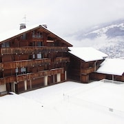 Apartment With one Bedroom in Saint-gervais-les-bains, With Wonderful Mountain View, Private Pool and Balcony