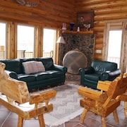 Red Rock Ranch Cabin