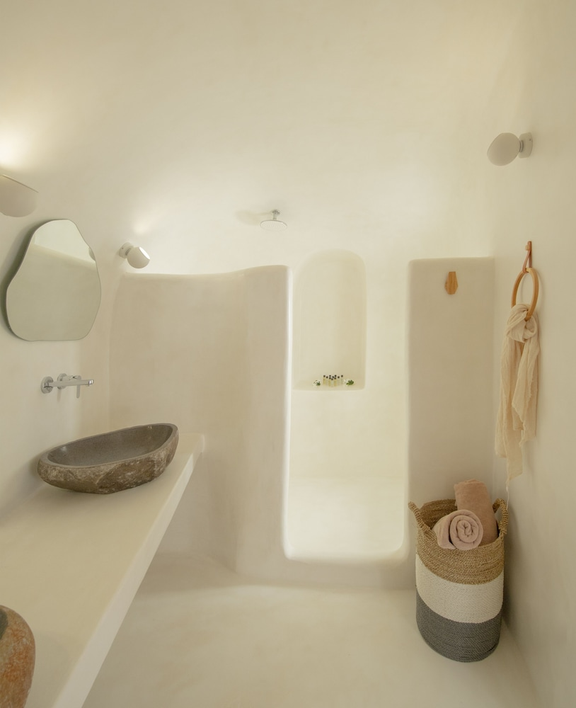 Bathroom, Nano Suites