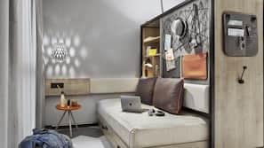 TV connectée de 42 pouces avec chaînes numériques, télévision, Netflix