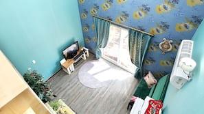 LCD 電視、加熱地板