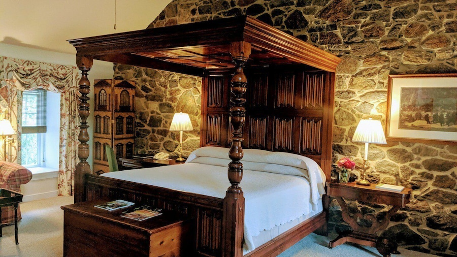 The Inn at Montchanin Village, a Historic Hotel of America
