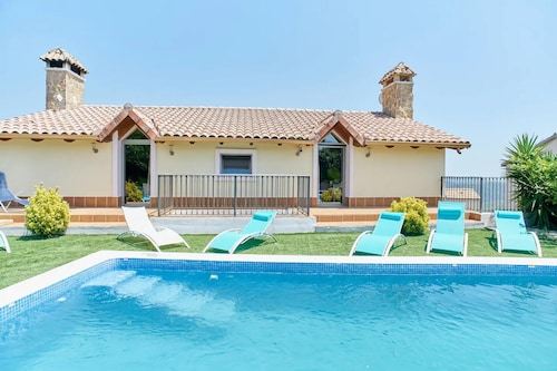 Villa With 8 Bedrooms in Olivella, With Private Pool and Wifi - 10 km From the Beach