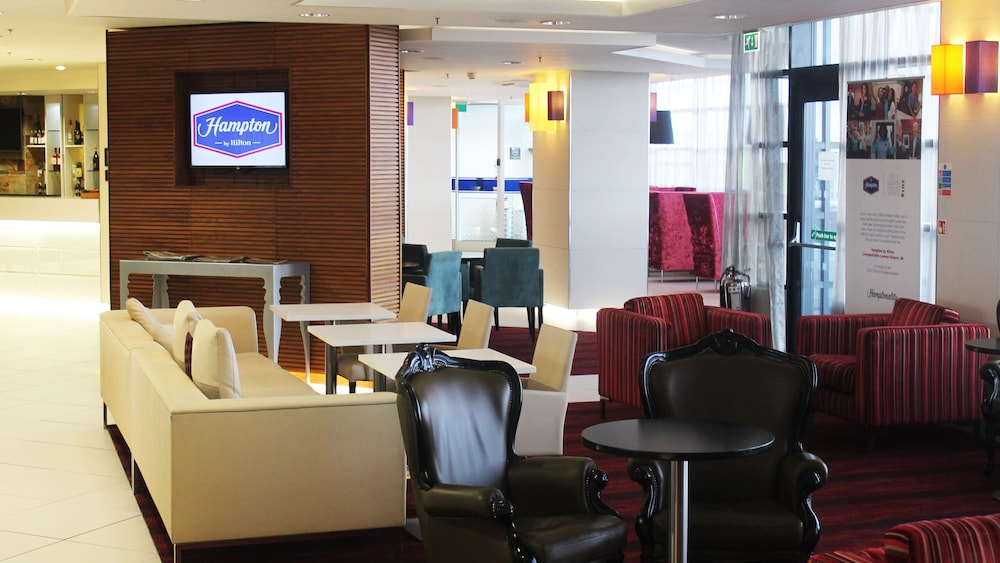 Interior, Hampton by Hilton Liverpool/John Lennon Airport