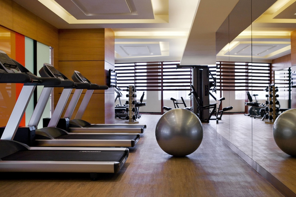 Sports Facility, Courtyard by Marriott Ahmedabad