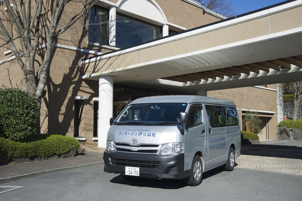 Airport Shuttle, Hotel Villa Fontaine Village Izukogen