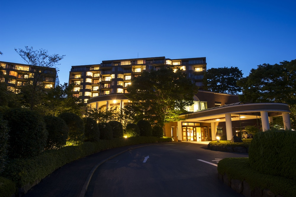 Front of Property - Evening/Night, Hotel Villa Fontaine Village Izukogen