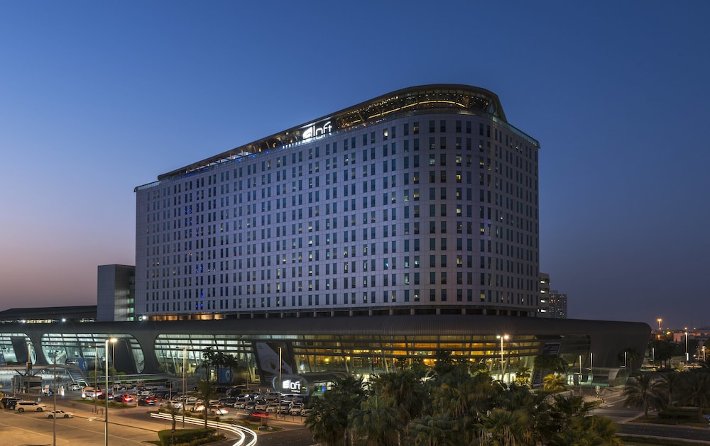 Featured Image, Aloft Abu Dhabi