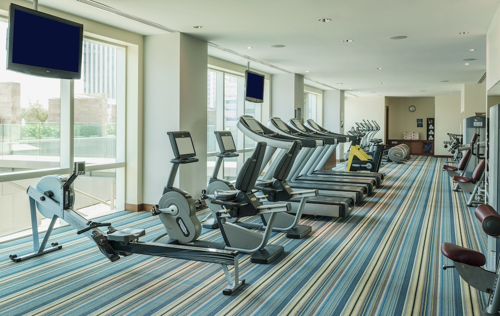 Fitness Facility, Aloft Abu Dhabi