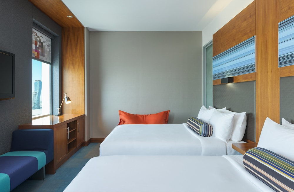 Room, Aloft Abu Dhabi