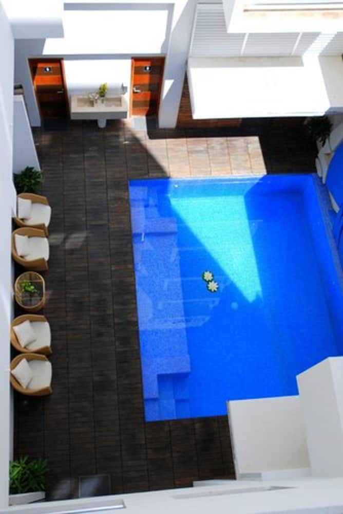 Outdoor Pool, Hotel Bahia Chac Chi - Adults Only