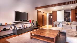 Literie hypoallergénique, minibar, coffres-forts dans les chambres