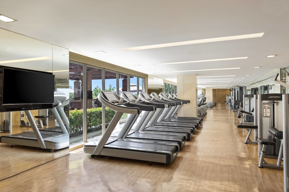 Fitness Facility, Manila Marriott Hotel