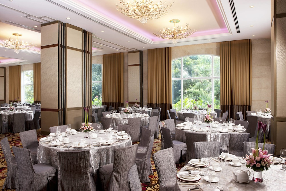 Banquet Hall, Manila Marriott Hotel