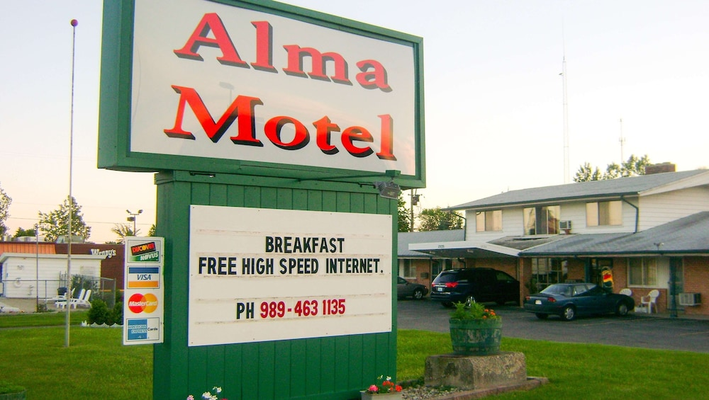 Featured Image, Alma Motel Alma