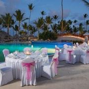 Bröllopsområde utomhus