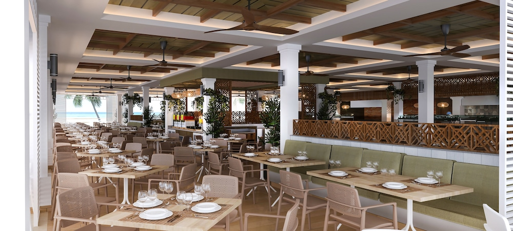 Restaurant, Bahia Principe Grand Bavaro - All Inclusive