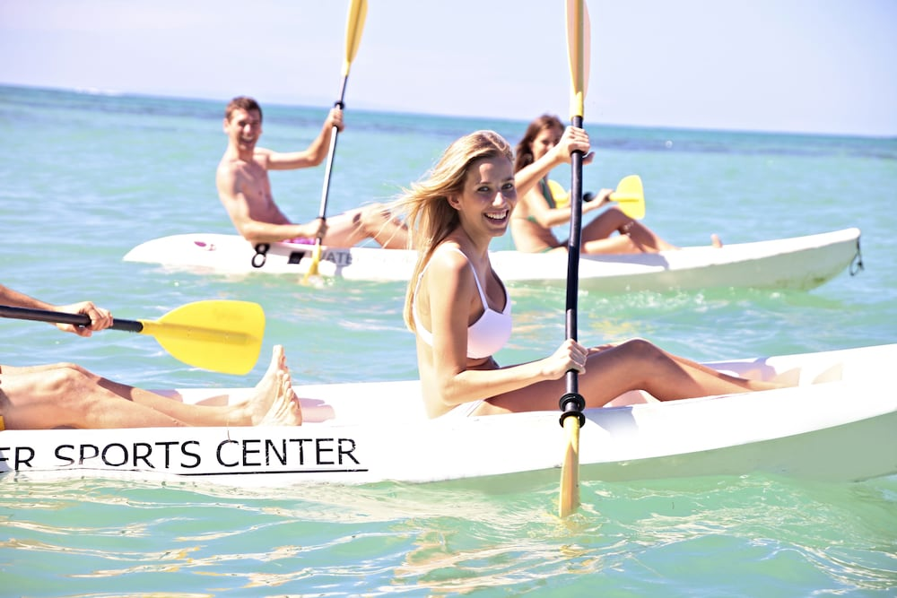 Kayaking, Bahia Principe Grand Bavaro - All Inclusive