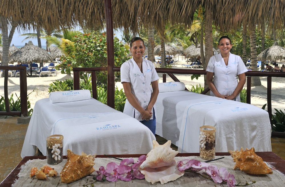 Massage, Bahia Principe Grand Bavaro - All Inclusive