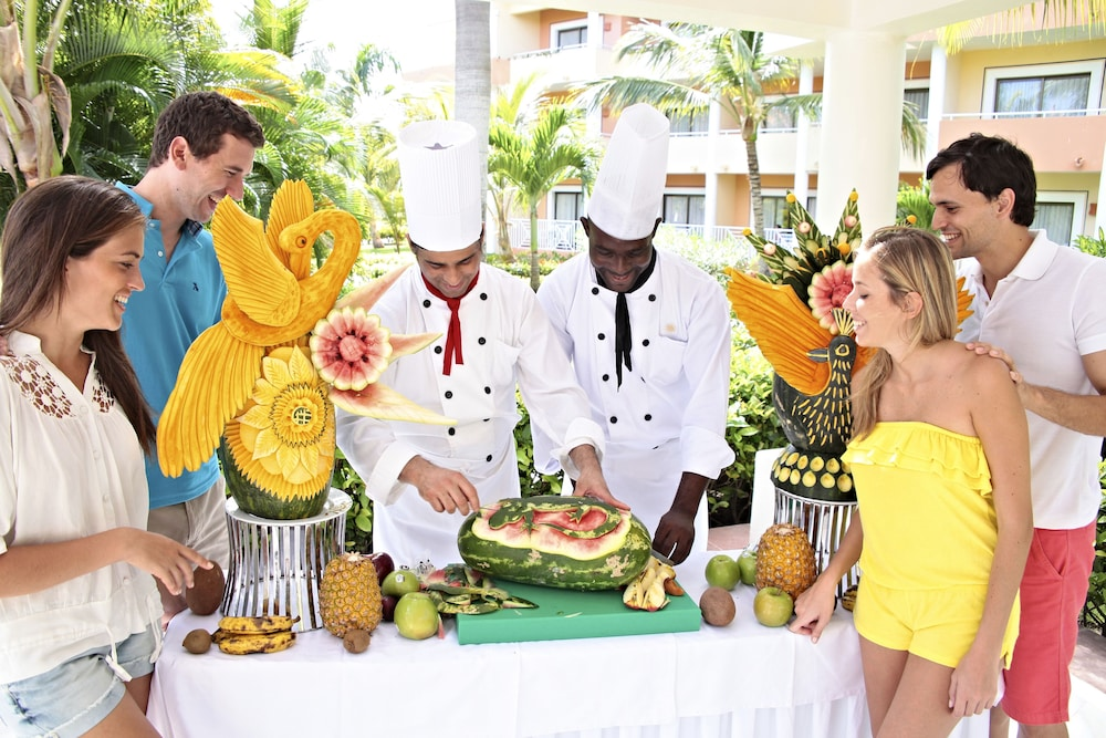 Food and Drink, Bahia Principe Grand Bavaro - All Inclusive